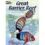 Great Barrier Reef Coloring Book by Ruth Soffer