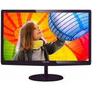 "Monitor LED Philips 27"" 277E6LDAD/00, Full HD (1920 x 1080), MHL-HDMI, DVI, VGA, 1 ms, Boxe (Negru)"