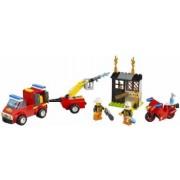 Brandpatruljekuffert (LEGO 10740 Juniors)