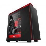 Caja SemiTorre H440 Black/Red