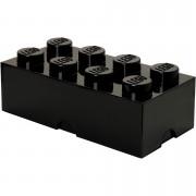 LEGO Storage Brick 8 - Black