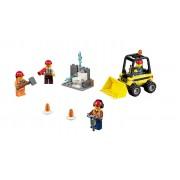 LEGO® CITY - Set pentru Incepatori - Demolari - 60072