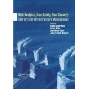 Risk Analysis, Dam Safety, Dam Security and Critical Infrastructure Management by Ignacio Escuder-Bueno