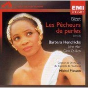 Bizet - Pecheurs Hendricks Plasson (0724382668824) (1 CD)
