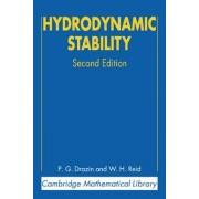 Hydrodynamic Stability by P. G. Drazin