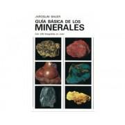 Libro GUÍA BÁSICA DE LOS MINERALES. Ediciones Omega