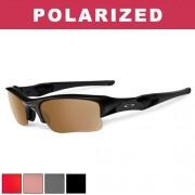 Oakley Polarized Flak Jacket XLJ Sunglasses【ゴルフ ゴルフウェア>サングラス(Oakley)】