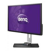 BenQ BL3200PT AMVA+ 32 inch Monitor (16:9, 2560 x 1440, 3000:1, 4 ms GTG, DVI/DP1.2/HDMI/Speakers/2 x USB2.0, 2 x USB3.0) - Black/Glossy Black