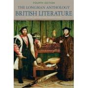 The Longman Anthology of British Literature, Volume 1B by David Damrosch