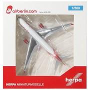 Herpa 517393-002 - Modellino di Air Berlin Airbus A330-200