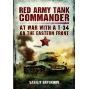 Red Army Tank Commander by Vasiliy Bryukhov