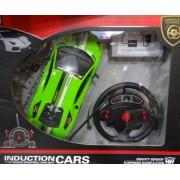 RC Távirányítós autó Induction Cars Gravity Sensor - Lamborghini