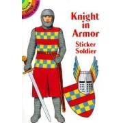 Knight in Armor Sticker Book by Albert G. Smith