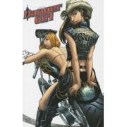 Danger Girl: Back in Black by Andy Hartnell