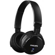 Casti Stereo Philips SHB5500BK, Bluetooth (Negru)
