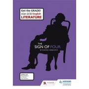 AQA GCSE English Literature Set Text Teacher Guide: The Sign of Four by Sue Bennett