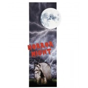 Banner decorativ Horror Halloween 1,6 m