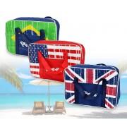 2507 Borsa termica FREE-GO bandiere dal mondo capacità 4 litri