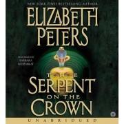 Serpent on the Crown CD by Elizabeth Peters