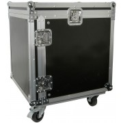 Citronic Rack:10x 10u 19 Rack Case With Wheels -NEW