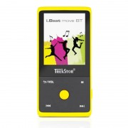 MP3 Player cu bluetooth Trekstor, 8 GB, LCD, Galben