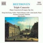 L Van Beethoven - Triple Concerto For Violi (0636943428825) (1 CD)