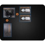 Zestaw oświetleniowy 2x400W 230cm Z81