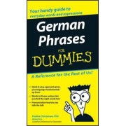 German Phrases For Dummies by Paula Christensen
