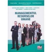 Managementul resurselor umane - Cristian Virgil Marinas Irinel Marin Elvira Nica