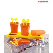Tupperware Mickey Mouse Ice Tups Sticks and Tray Combo