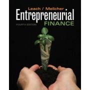 Entrepreneurial Finance by J. Leach