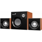 Boxe Genius SW-2.1 370 8W RMS Wood