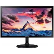 "Monitor PLS LED Samsung 18.5"" S19F350HNU, HD Ready (1366 x 768), VGA, 14 ms (Negru)"