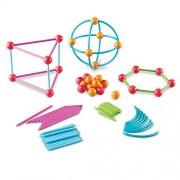 Learning Resources - Set per la creazione di figure geometriche