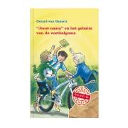 Boek met naam - Geheim van de voetbalgame (Softcover)