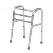 Silfab Andador De Aluminio Plegable 100kg Altura 8 Posiciones