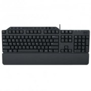 Клавиатура Dell KB522 USB Wired Business Multimedia Keyboard Black - 580-17667