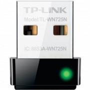 Adaptador Mini USB Wireless TP-Link 150Mbps TL-WN725N