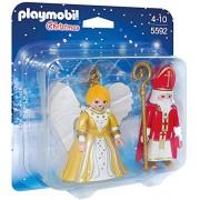 Playmobil 5592 - San Nicola e Angelo di Natale