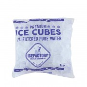 Party Ice Icefactory Ijsblokjes & Crushed Ice 1000Gr