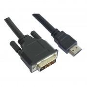 CABLE DVI-HDMI TIPO M-M 1.8 M