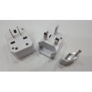 Комплект адаптери за контакт за повече от 150 държави Travel Adapters