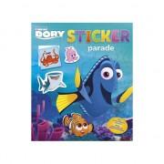 Sticker boek parade Finding Dory Pixar