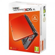 Consola Nintendo New 3DS XL orange negru