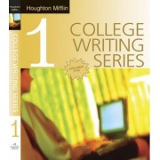 Houghton Mifflin College Writing Series: Bk. 1 by Houghton Mifflin Co