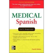 Medical Spanish by Gail L. Bongiovanni