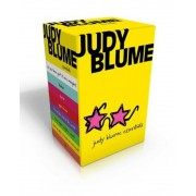 Judy Blume Essentials: Are You There God? It's Me, Margaret/Blubber/Deenie/Iggie's House/It's Not the End of the World/Then Again, Maybe I Wo, Paperback