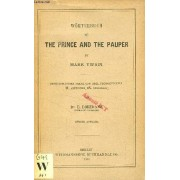 Wörterbuch Zu 'the Prince And The Pauper' By Mark Twain
