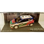 Macheta Ford Fiesta RS WRC #3 Rally Sweden 2011 1:43