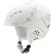 ALPINA SPICE Skihelm Damen in weiß, Größe 55-59